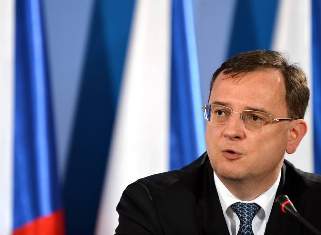 Κατηγορούμενος για διαφθορά ο πρώην πρωθυπουργός της Τσεχίας
