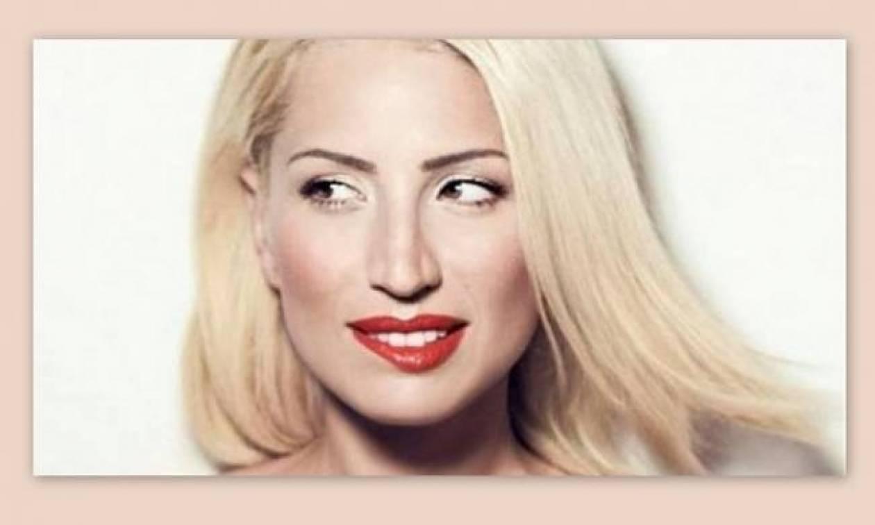 Μαρία Ηλιάκη: Για καφέ χωρίς μακιγιάζ