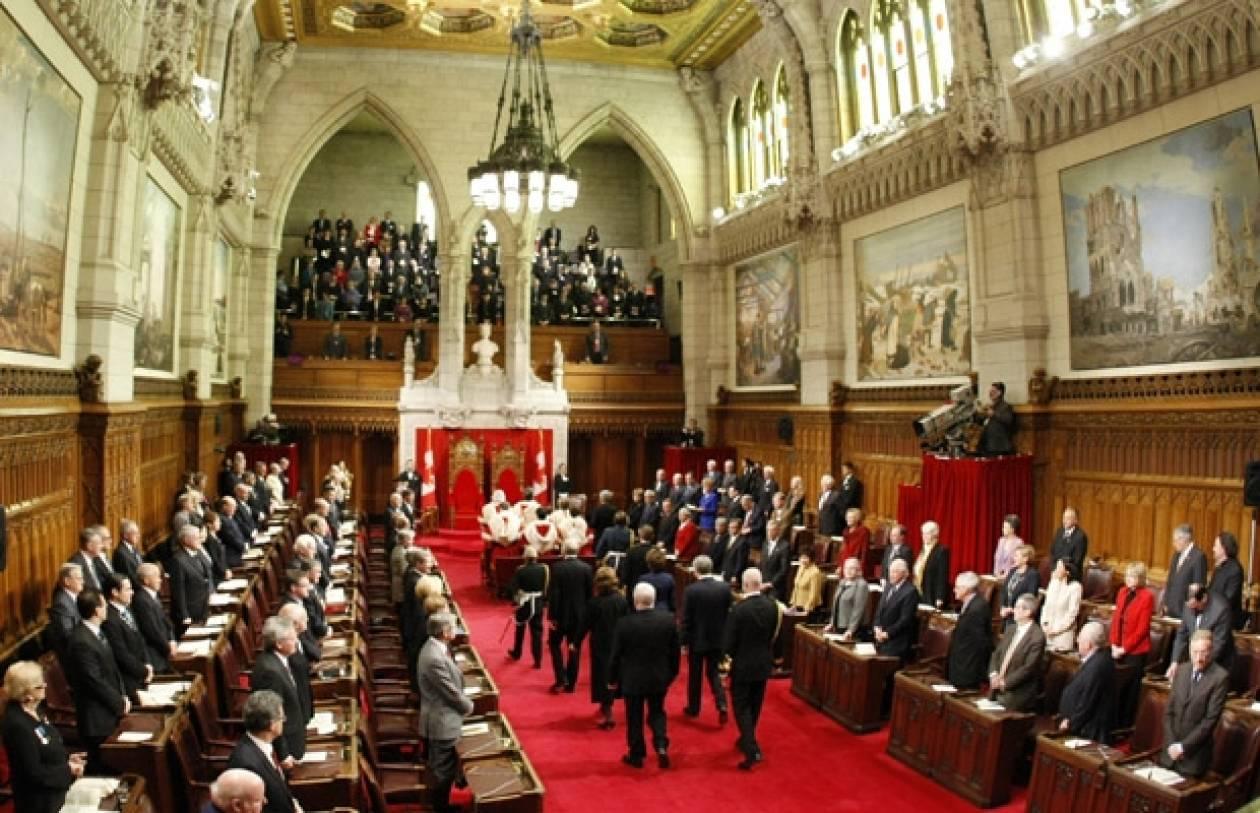 Κατατέθηκε ο προϋπολογισμός στον Καναδά