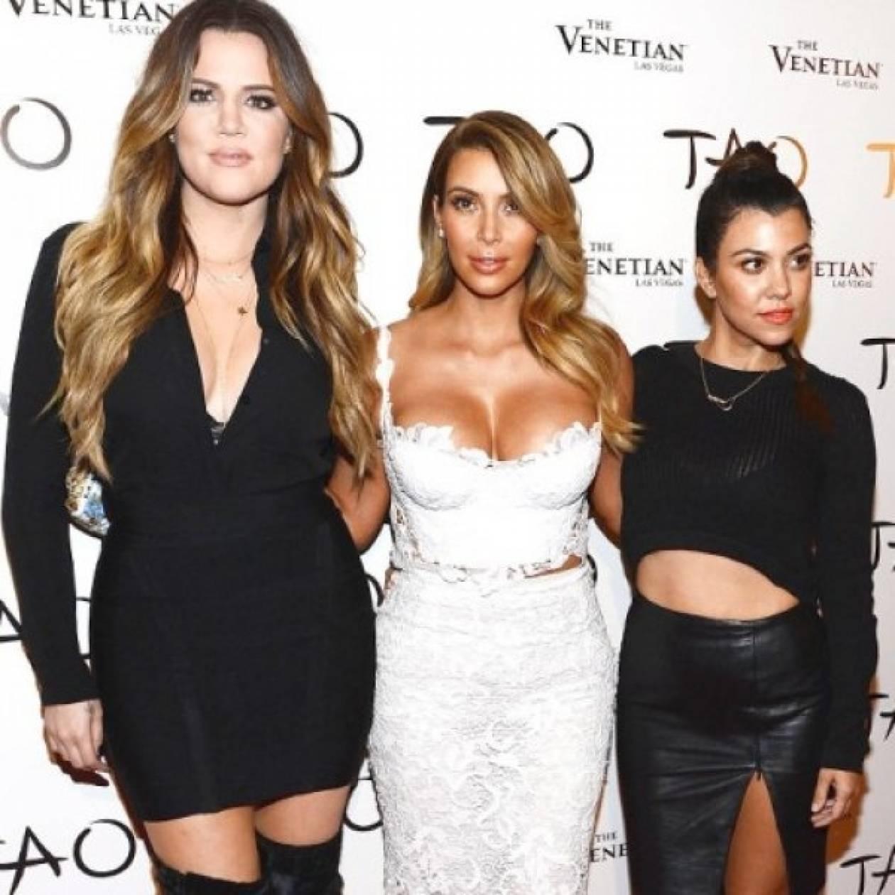 Οι αδερφές Kardashian θα μας τρελάνουν: Πότε πρόλαβαν να αδυνατίσουν;