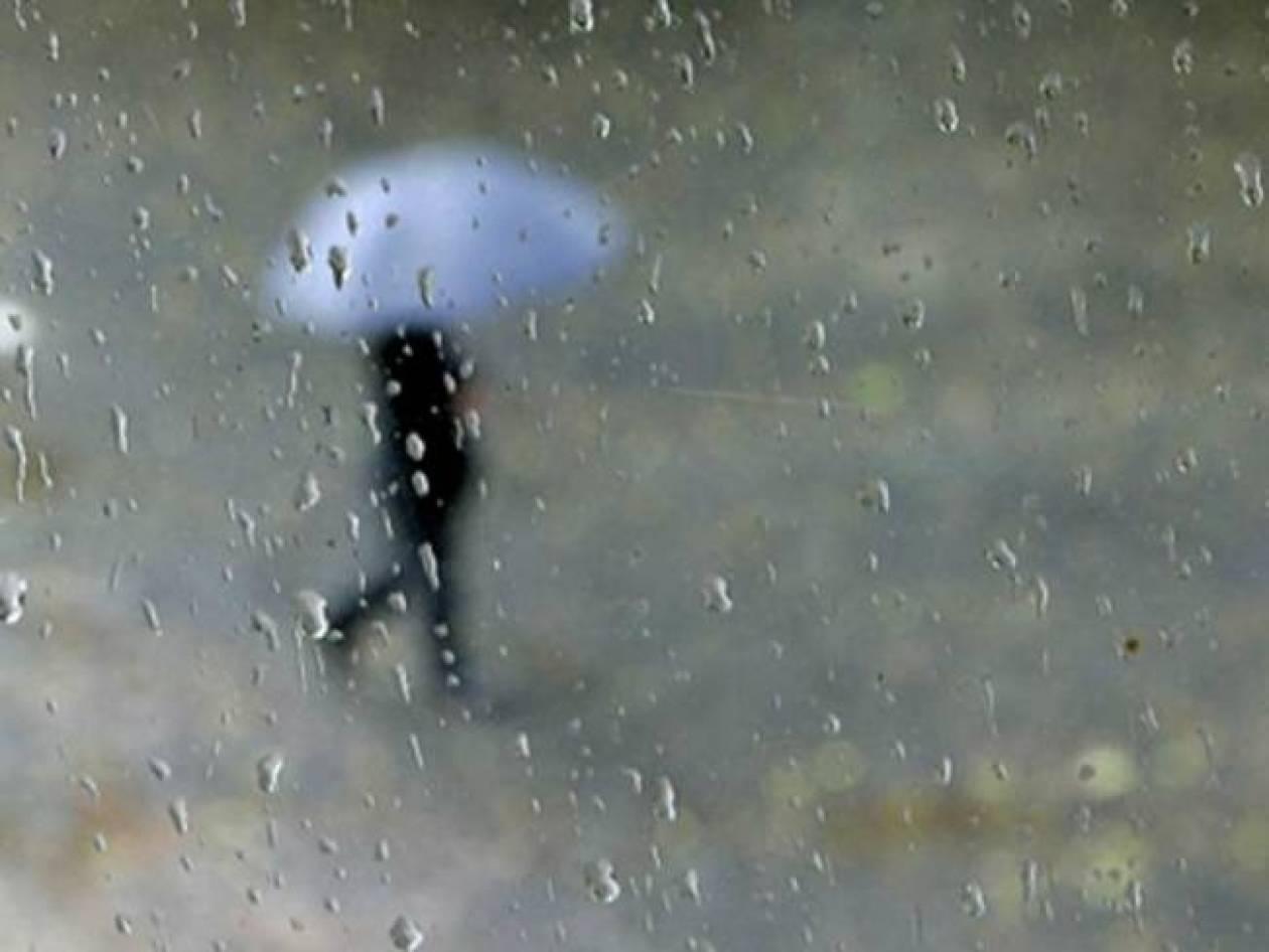 Χαλάει ο καιρός: Βροχές και καταιγίδες τις επόμενες ημέρες