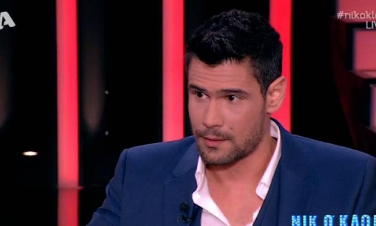 Δημήτρης Ουγγαρέζος: «Εγώ ακόμη λέω ότι ο Γιώργος είναι φίλος μου»