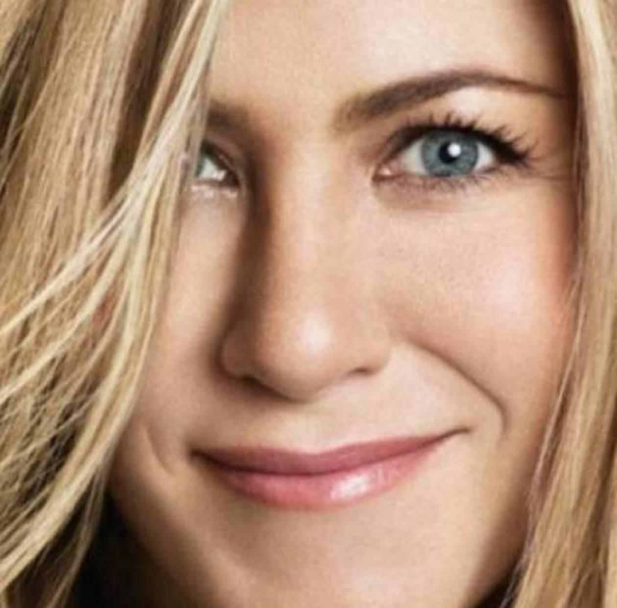 Δείτε την Jennifer Aniston να διακωμωδεί τη ζωή των μοντέλων