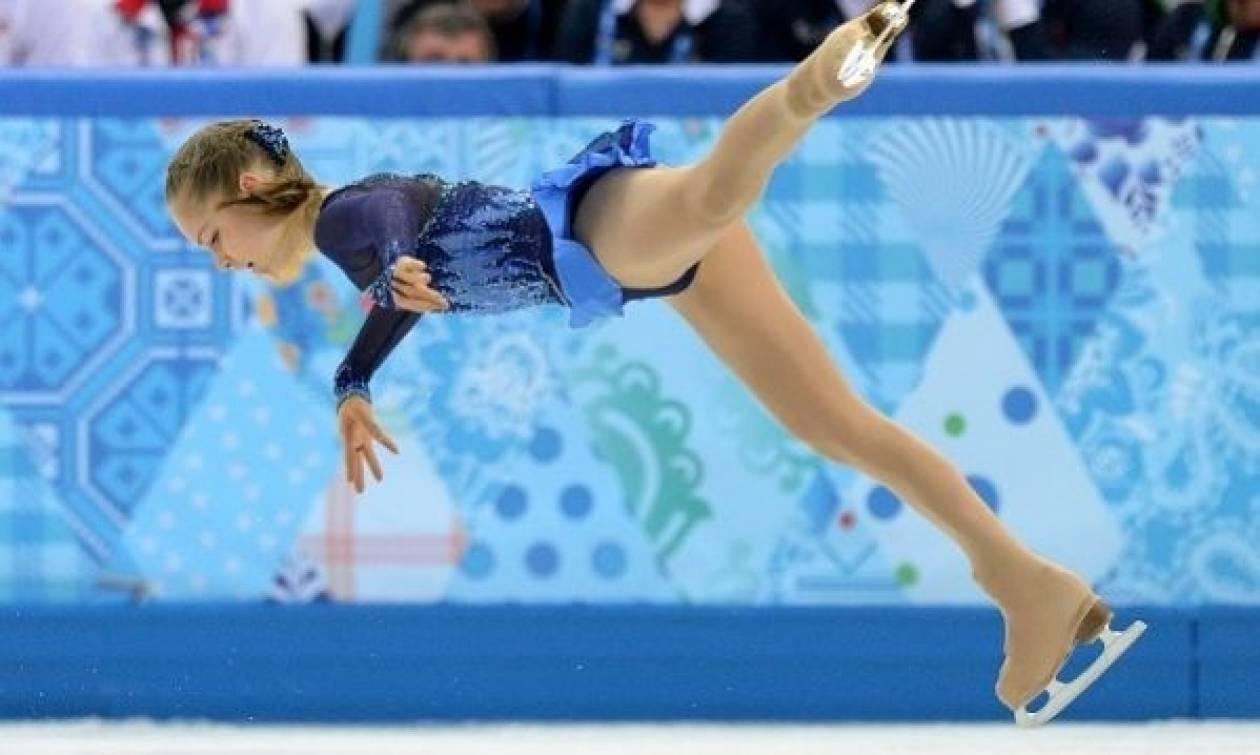 Πατινάζ: Η 15χρονη αθλήτρια που πήρε την πρωτιά στους Ολυμπιακούς