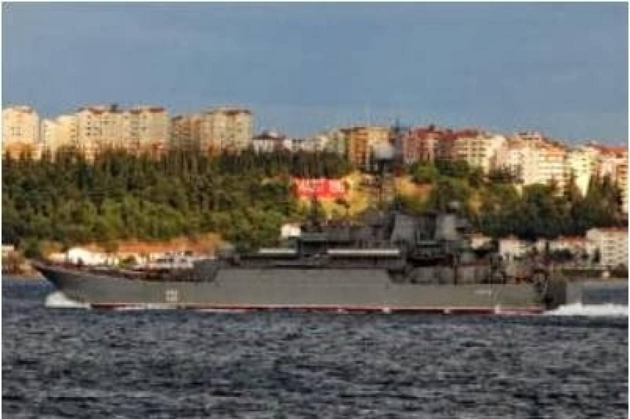 Δαρδανέλια: Δύο ρωσικά πολεμικά πέρασαν στο Αιγαίο