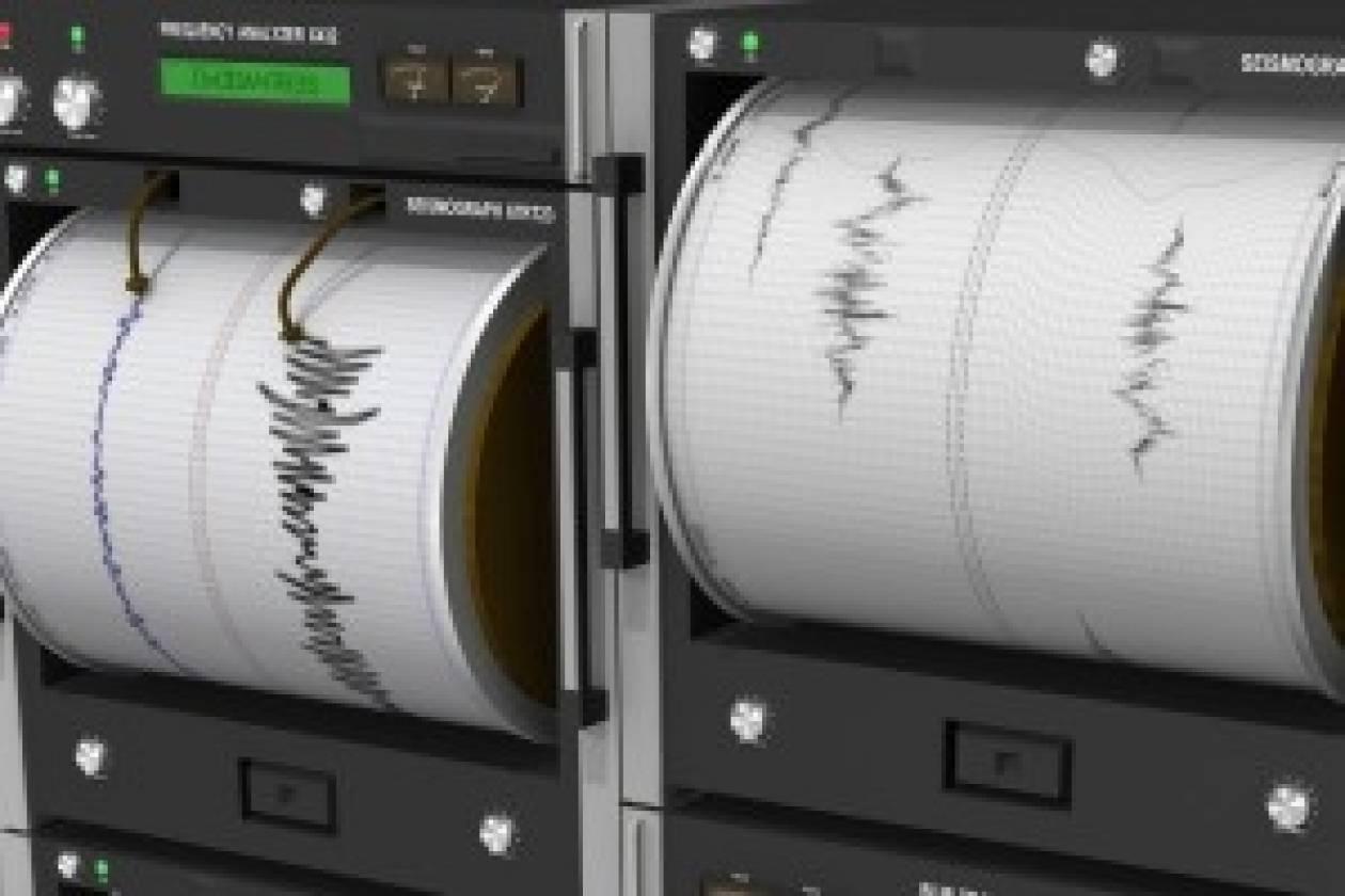 Σεισμός 4,5 Ρίχτερ στην Κεφαλονιά