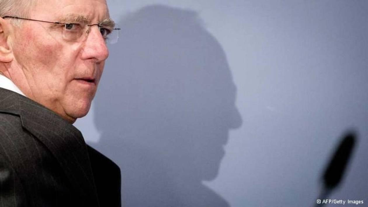 Σόιμπλε στο Reuters: H ΕΕ θα στηρίξει την Ελλάδα υπό όρoυς