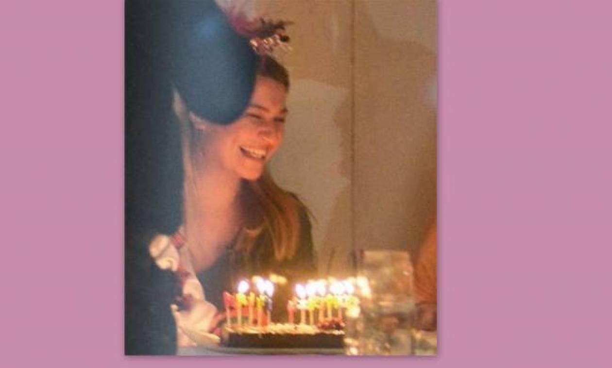 Φαίη Σκορδά: Φωτογραφίες από το επεισοδιακό πάρτι γενεθλίων της!