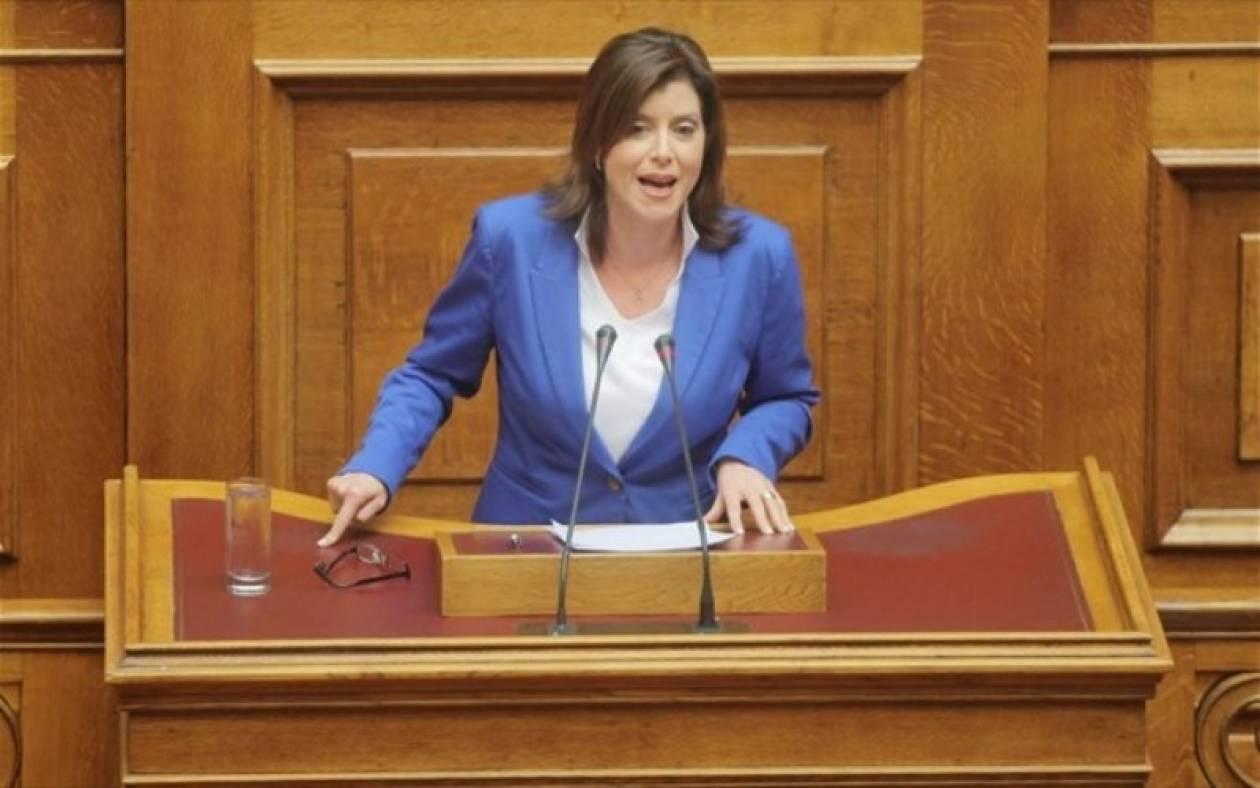 Ασημακοπούλου: Το όραμα του Άρη για την Αθήνα ταιριάζει στις αρχές μας