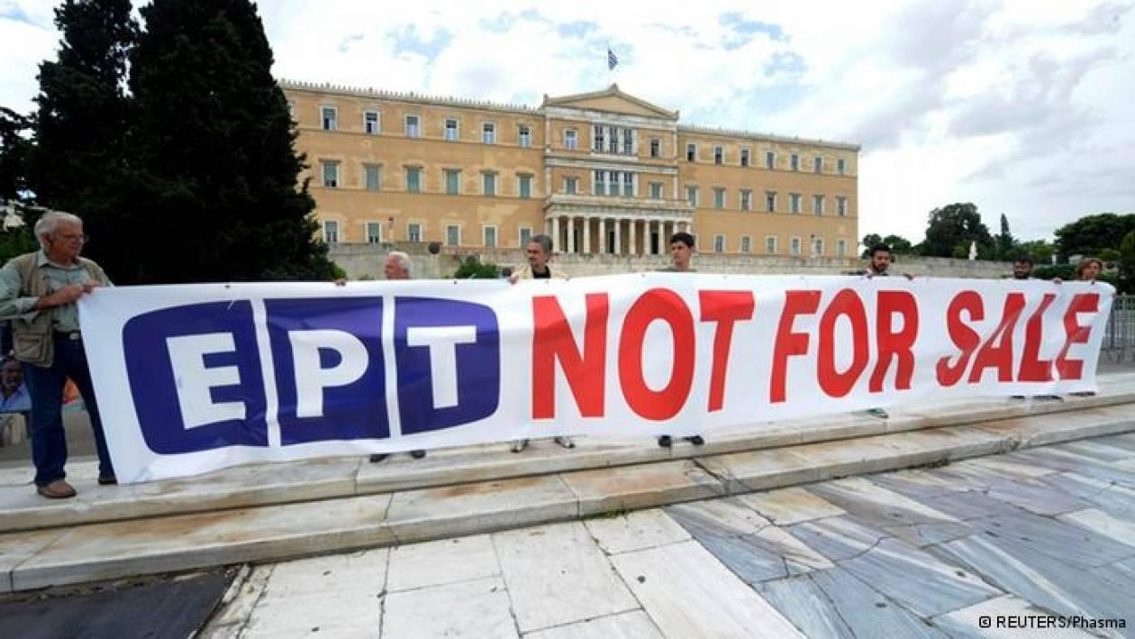 Κατακόρυφη πτώση της Ελλάδας στην ελευθερία του Τύπου