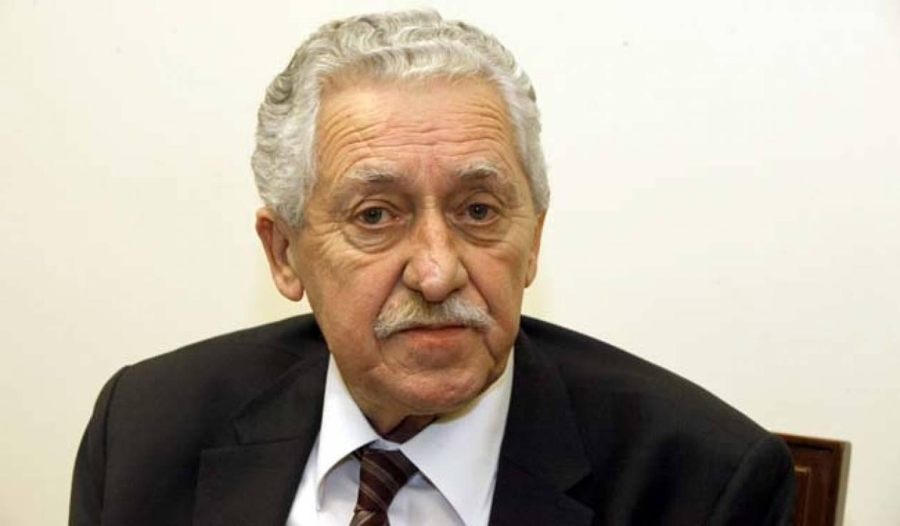 Ο Φώτης Κουβέλης αποκλείει επιστροφή στην κυβέρνηση