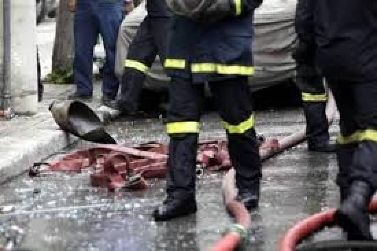 Σέρρες: 23χρονος έβαλε φωτιά σε καφετέρια