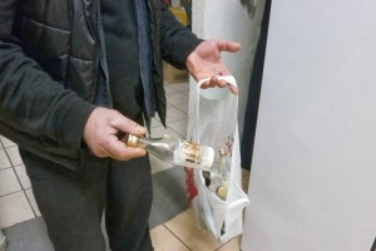 Ξάνθη: Ανταλλάσουν... σκουπίδια με τρόφιμα