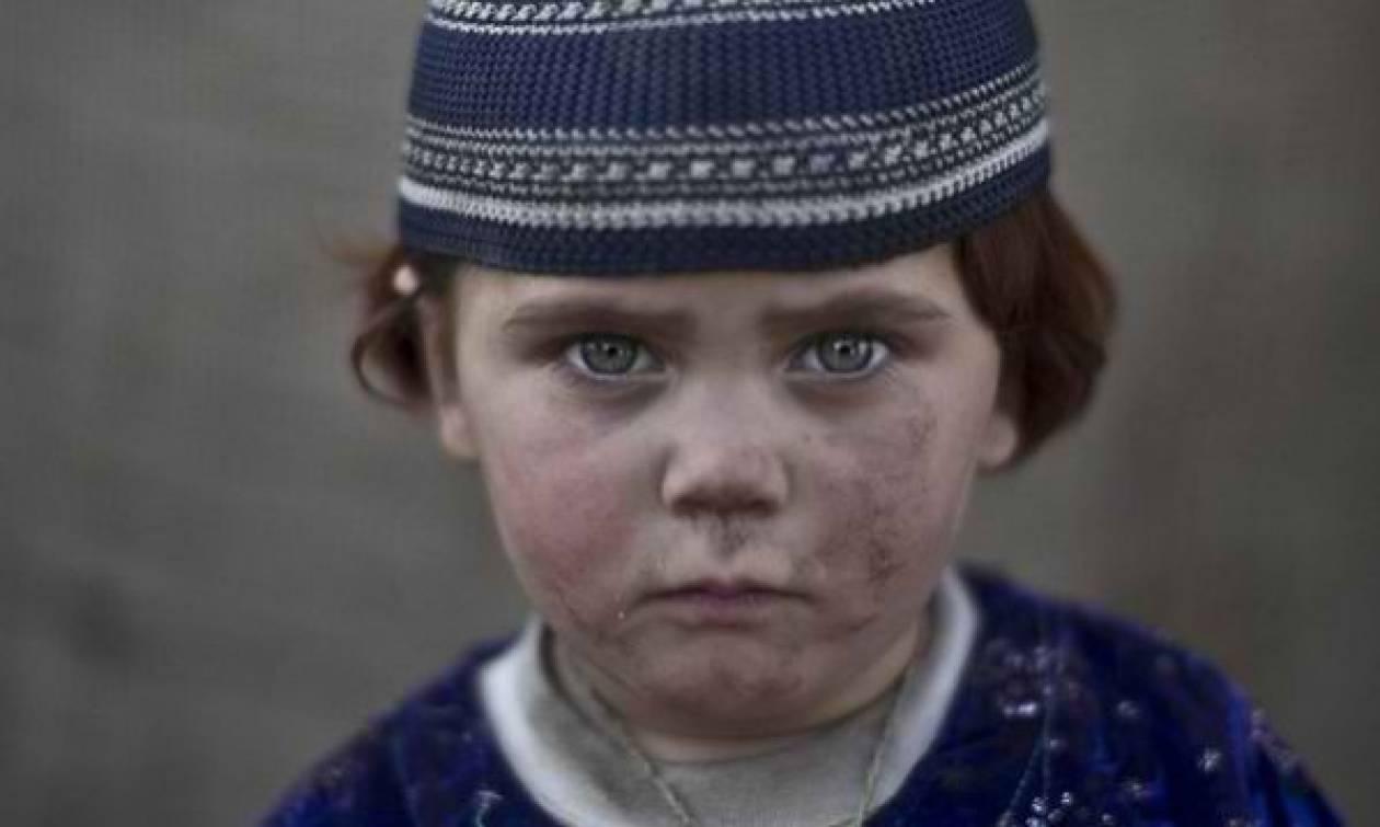 Τα παιδιά του Πακιστάν στον φωτογραφικό φακό