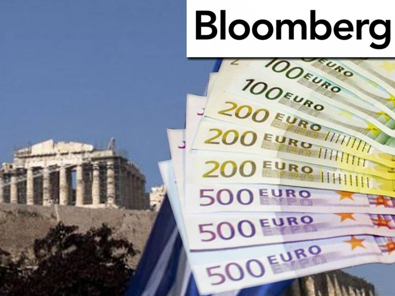 Bloomberg: H Ευρώπη πρέπει να κάνει διαγραφή του ελληνικού χρέους