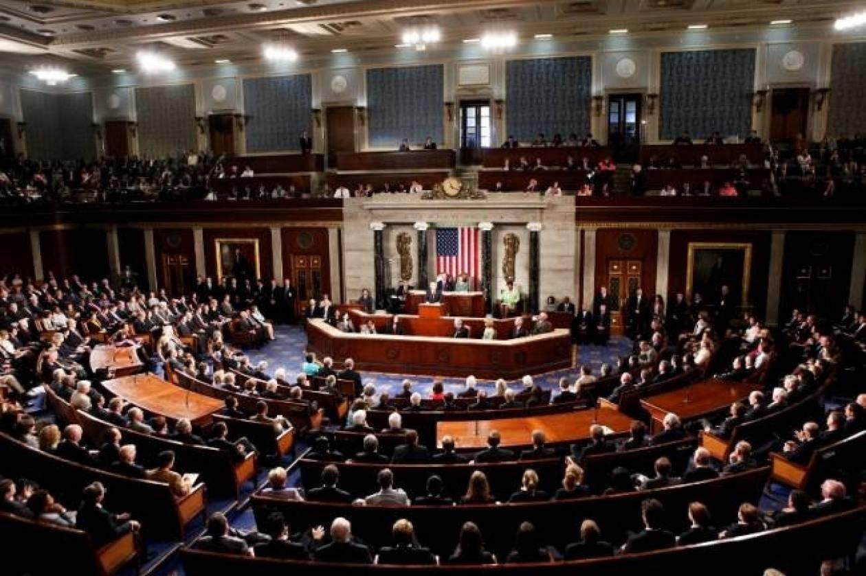 ΗΠΑ: Αποφασίζει απόψε η Γερουσία για την αύξηση του ορίου του χρέους