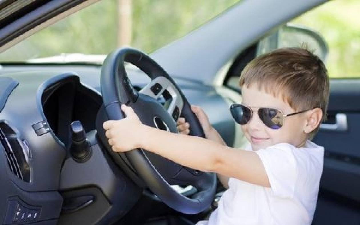 10χρονος οδηγός προσπάθησε να πείσει τους αστυνομικούς ότι είναι...