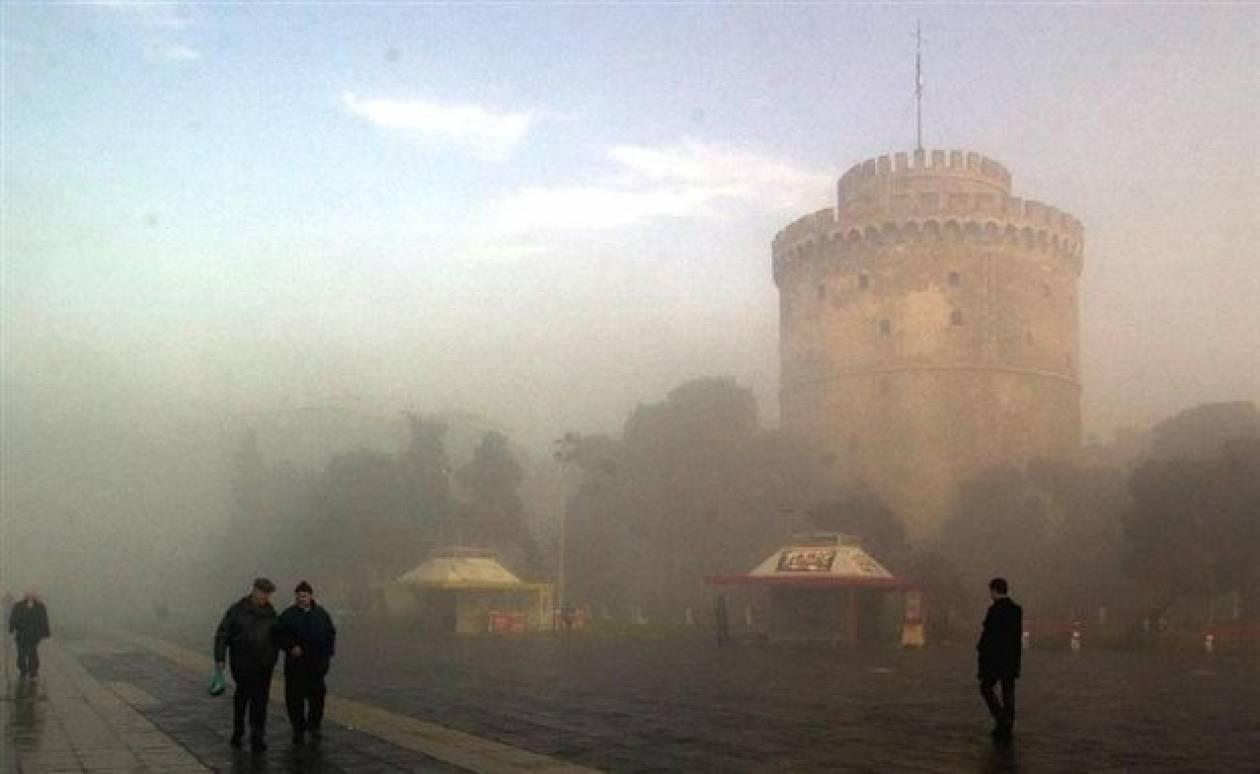 Θεσσαλονίκη: Καθυστερήσεις στις πτήσεις λόγω ομίχλης