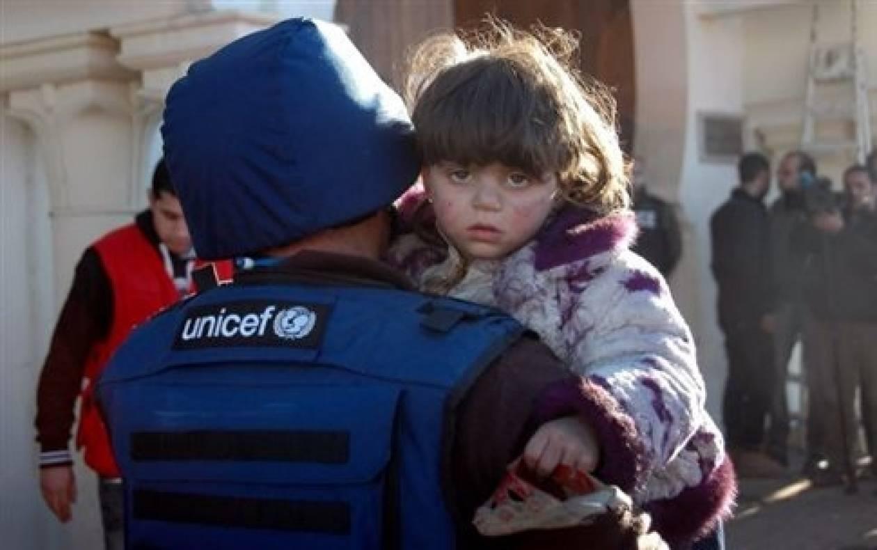 Παρατείνεται για τρεις ακόμα ημέρες η εκεχειρία στη Χομς