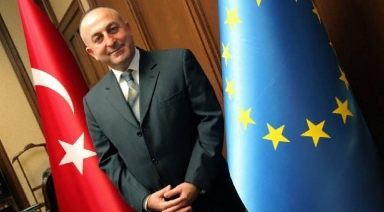 Υπουργός Τουρκίας: Η τουρκική ίσως γίνει επίσημη γλώσσα της ΕΕ!