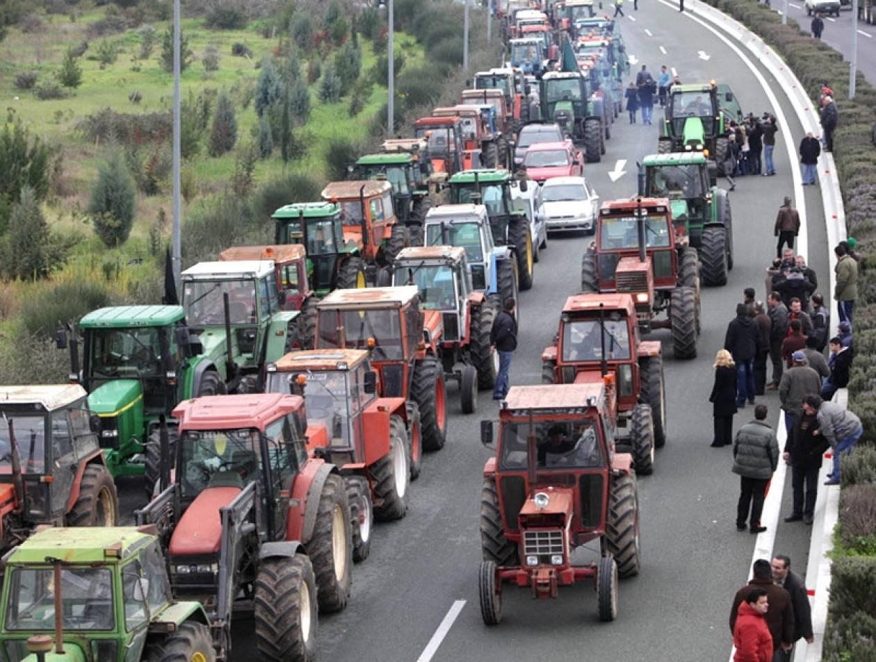 Έληξε η κινητοποίηση των αγροτών στα διόδια του Ρίου