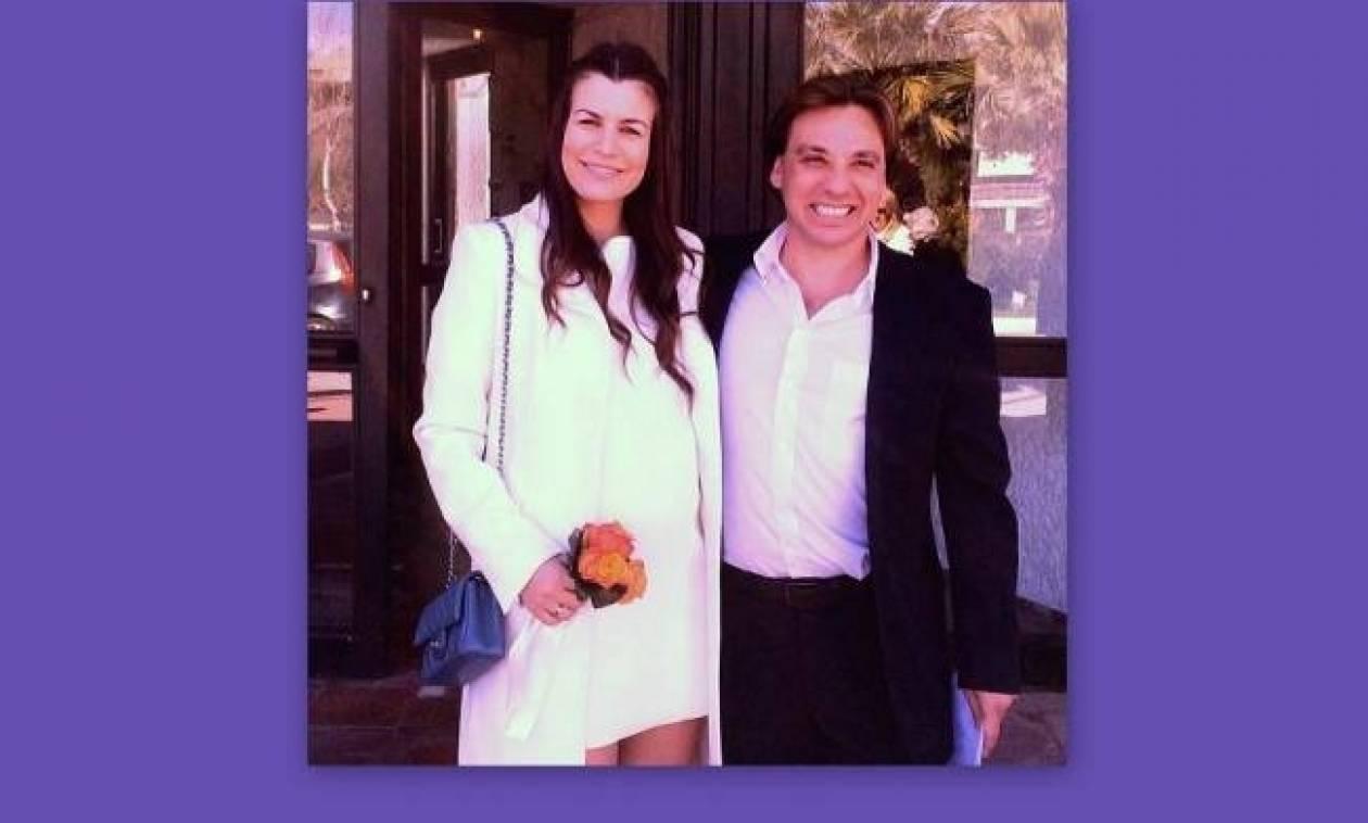 Παντρεύτηκε η Νάντια Καρβέλη!