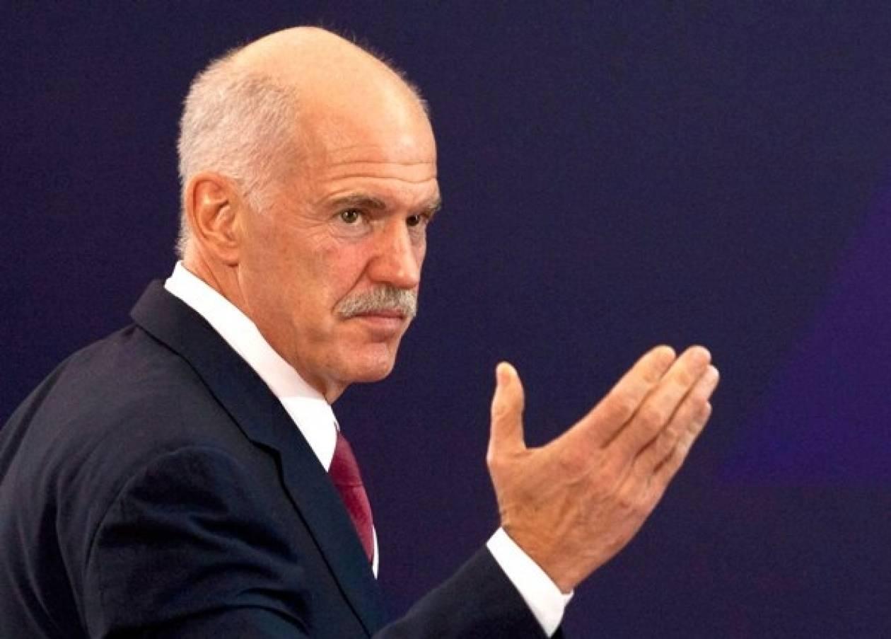 Γ.Παπανδρέου:Η συμφωνία Αναστασιάδη-Έρογλου μπορεί να οδηγήσει σε λύση