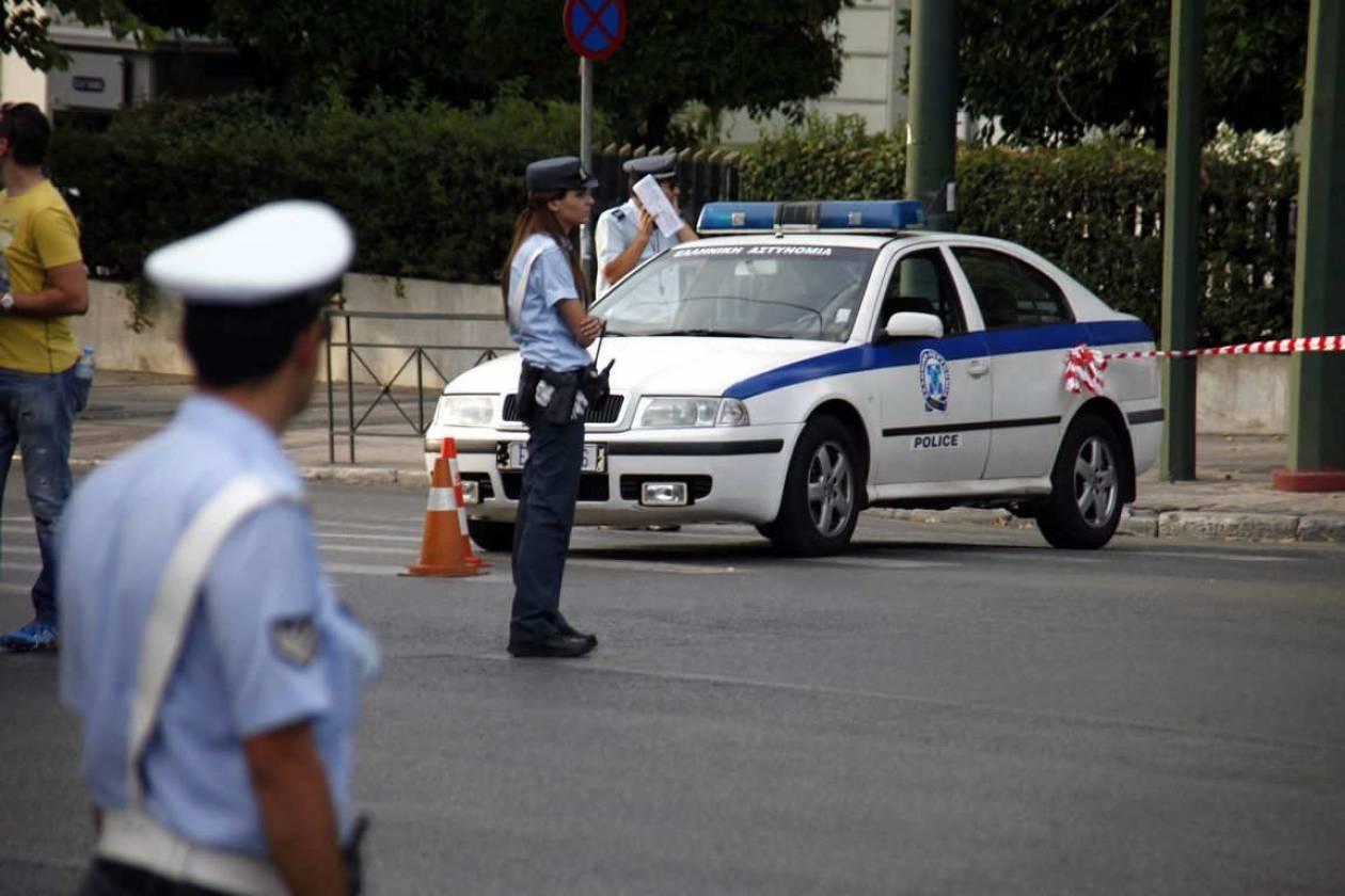 «Σαφάρι» της τροχαίας στο κέντρο της Αθήνας
