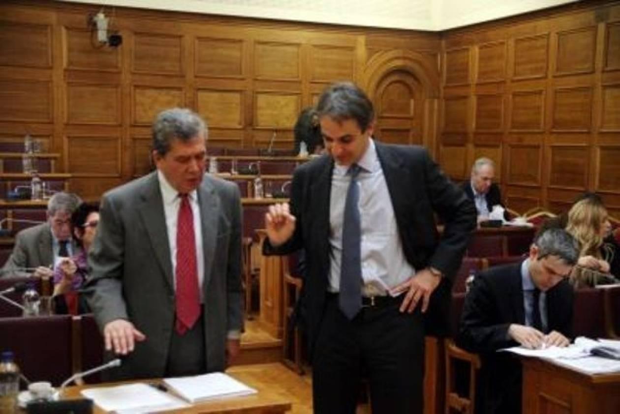 Σκληρή αντιπαράθεση στη Βουλή για την κατάργηση των 23 φορέων