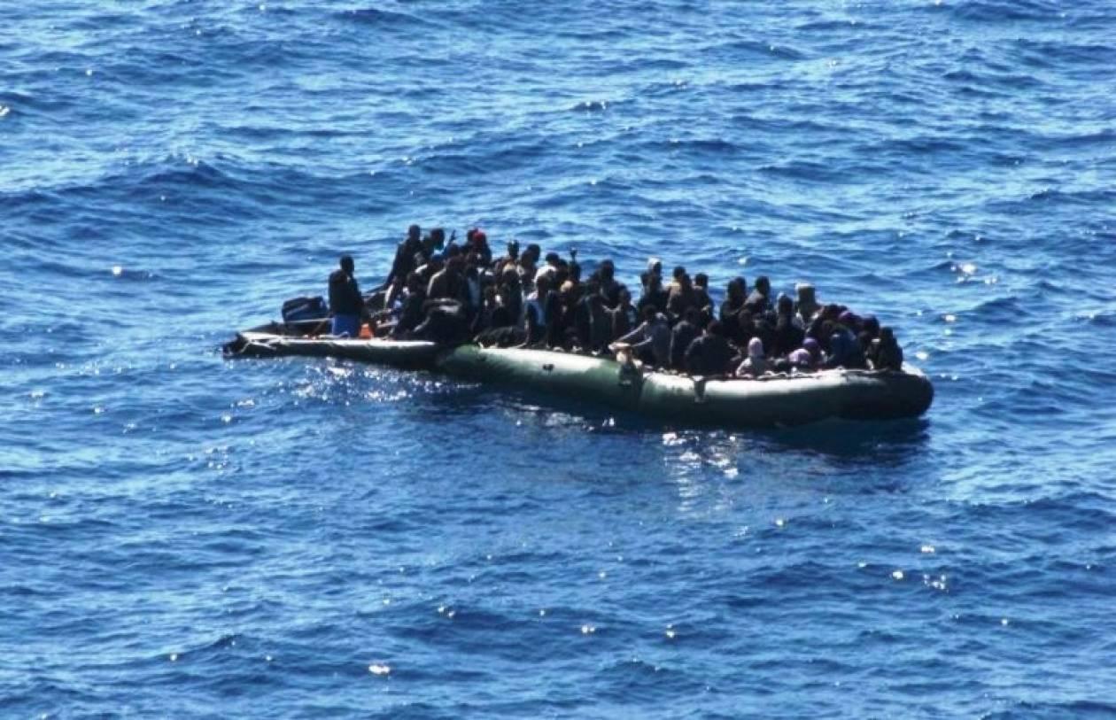 Κινδύνεψαν 37 παράνομοι αλλοδαποί ανοιχτά της Μυτιλήνης