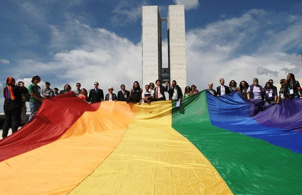 Βραζιλία: Στις 312 οι δολοφονίες των ομοφυλόφιλων το 2013