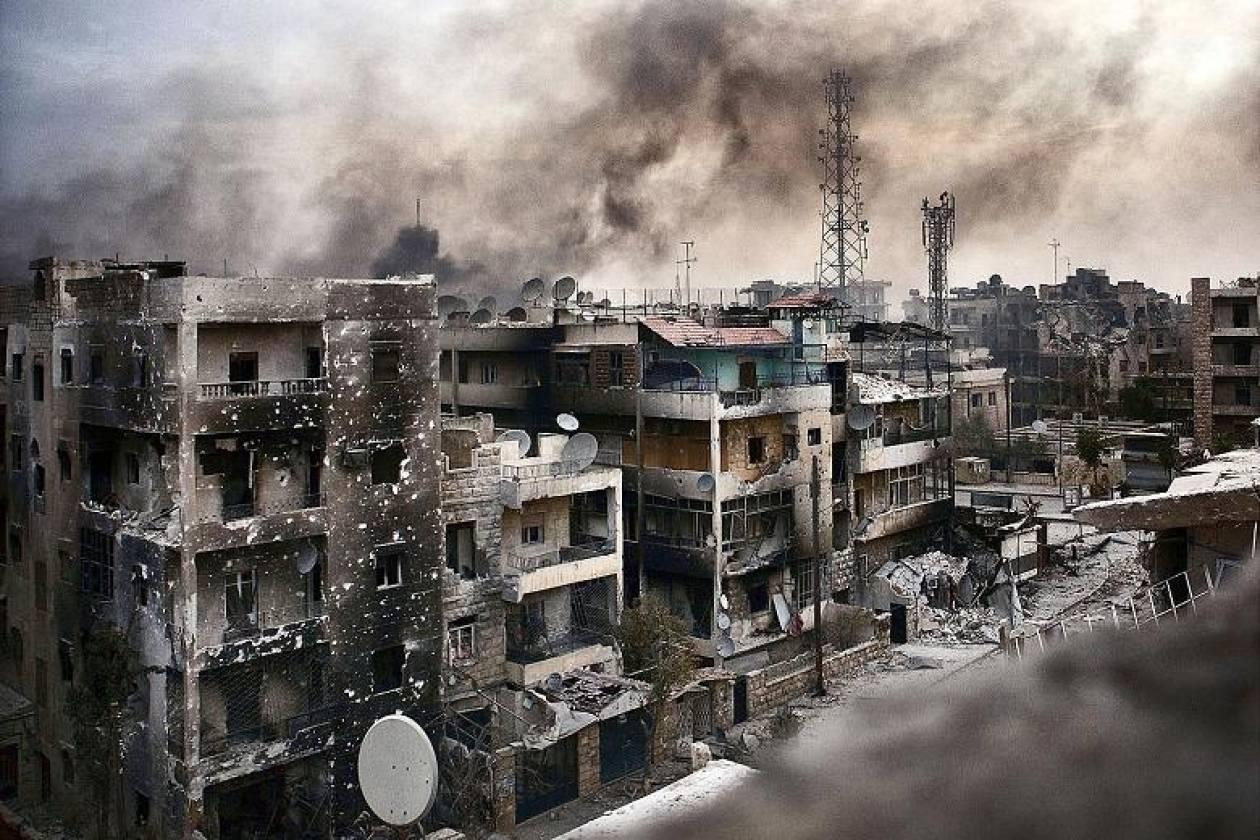 Συρία: 51 νεκροί από αεροπορικές επιθέσεις στο Χαλέπι