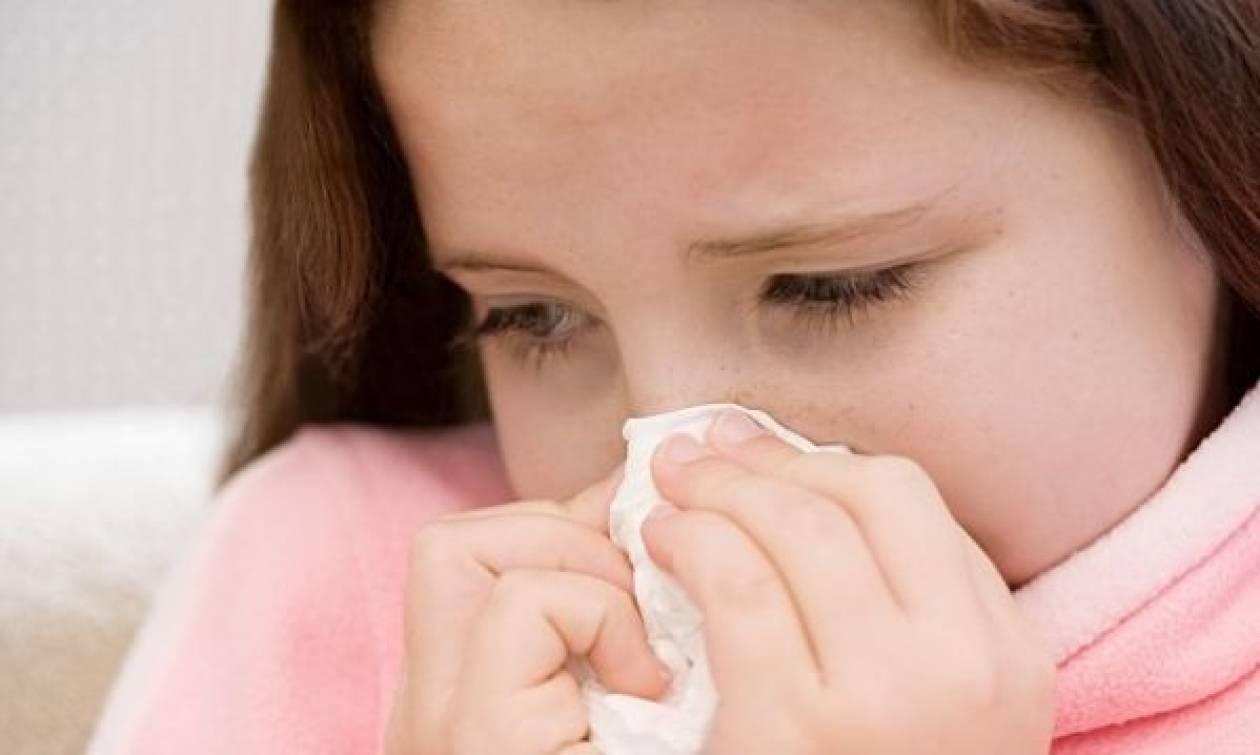 Όλα τα νεότερα για τη γρίπη που σαρώνει τη χώρα...