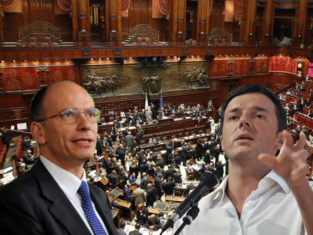 Ιταλία: Ραγδαίες οι εξελίξεις μετά την παραίτηση Λέτα