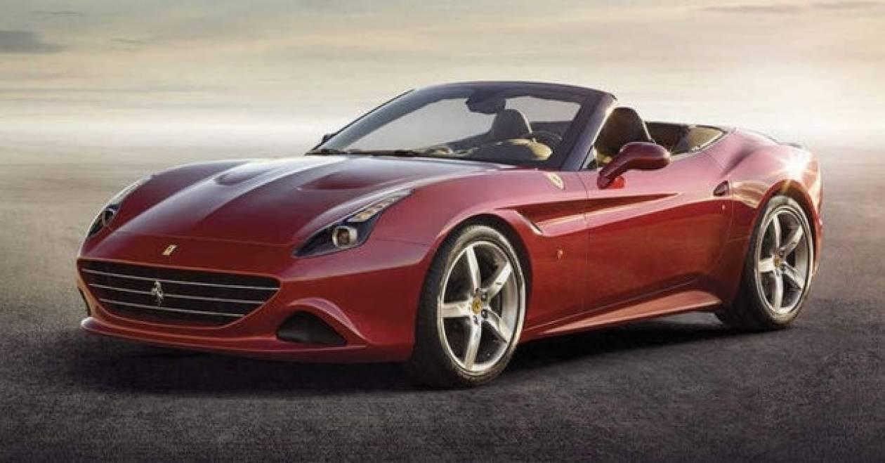 FERRARI CALIFORNIA T: Με κινητήρα turbo & downsizing αλά Ferrari