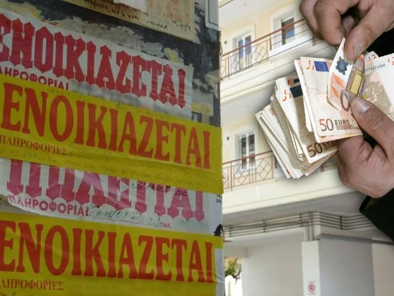 «Φοροκαταιγίδα» για μισθωτούς-συνταξιούχους με εισόδημα από ενοίκια