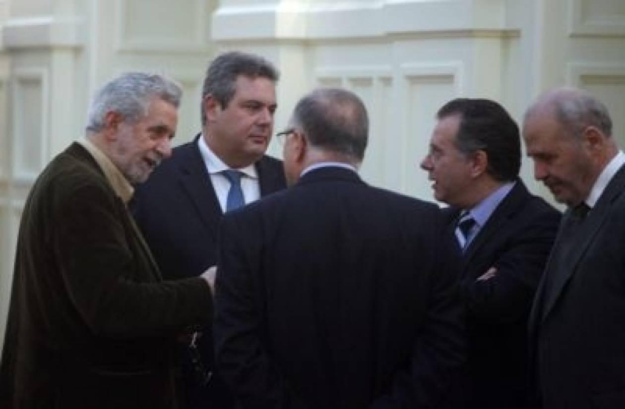 Καμμένος: Δεύτερο «σχέδιο Ανάν» η συμφωνία Έρογλου- Αναστασιάδη
