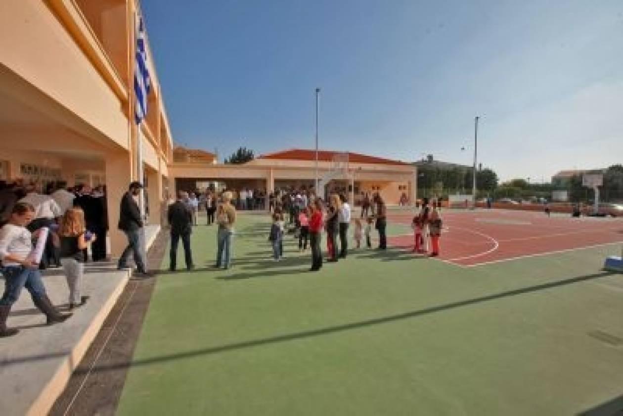 Σκόπελος: Μπήκαν σε δημοτικό σχολείο όχι για να μελετήσουν...