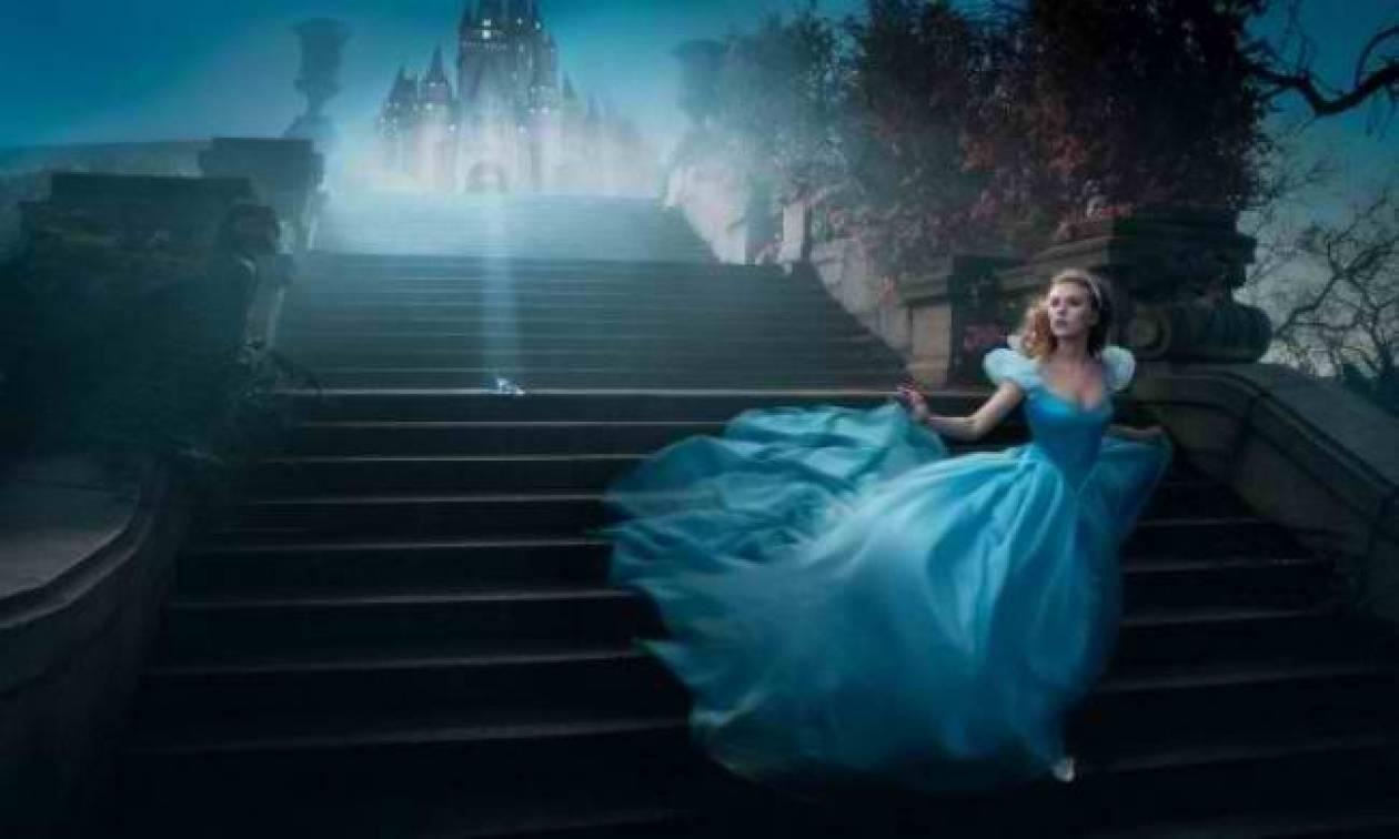 Όταν οι διάσημοι φωτογραφίζονται σαν ήρωες της Disney