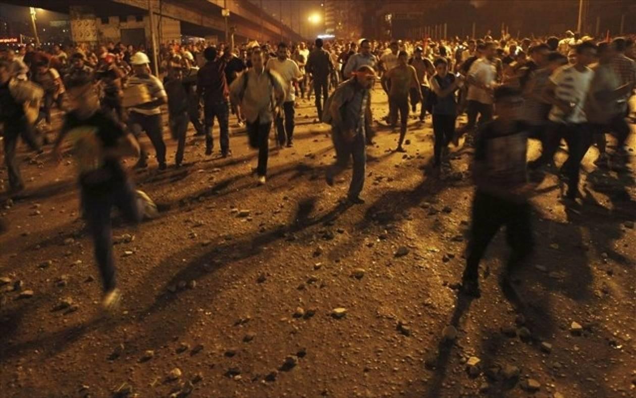 Δύο νεκροί σε συγκρούσεις αστυνομικών και υποστηρικτών του Μόρσι