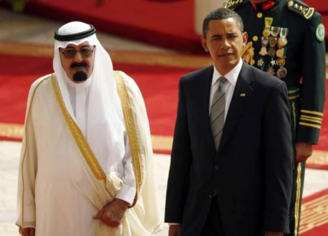 Η Συρία στο επίκεντρο της συνάντησης Ομπάμα με τον βασιλιά Αμπντάλα