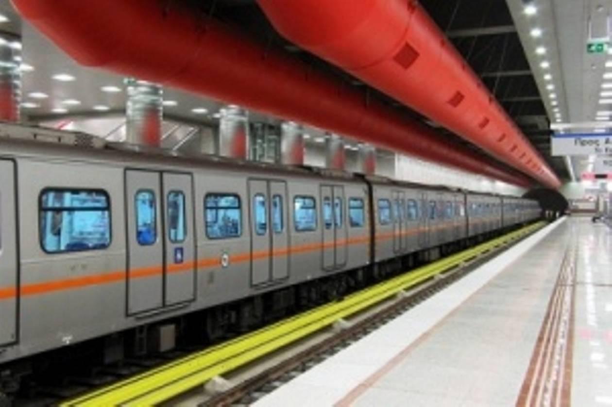 Έως την «Εθνική Άμυνα» το Σαββατοκύριακο το Μετρό