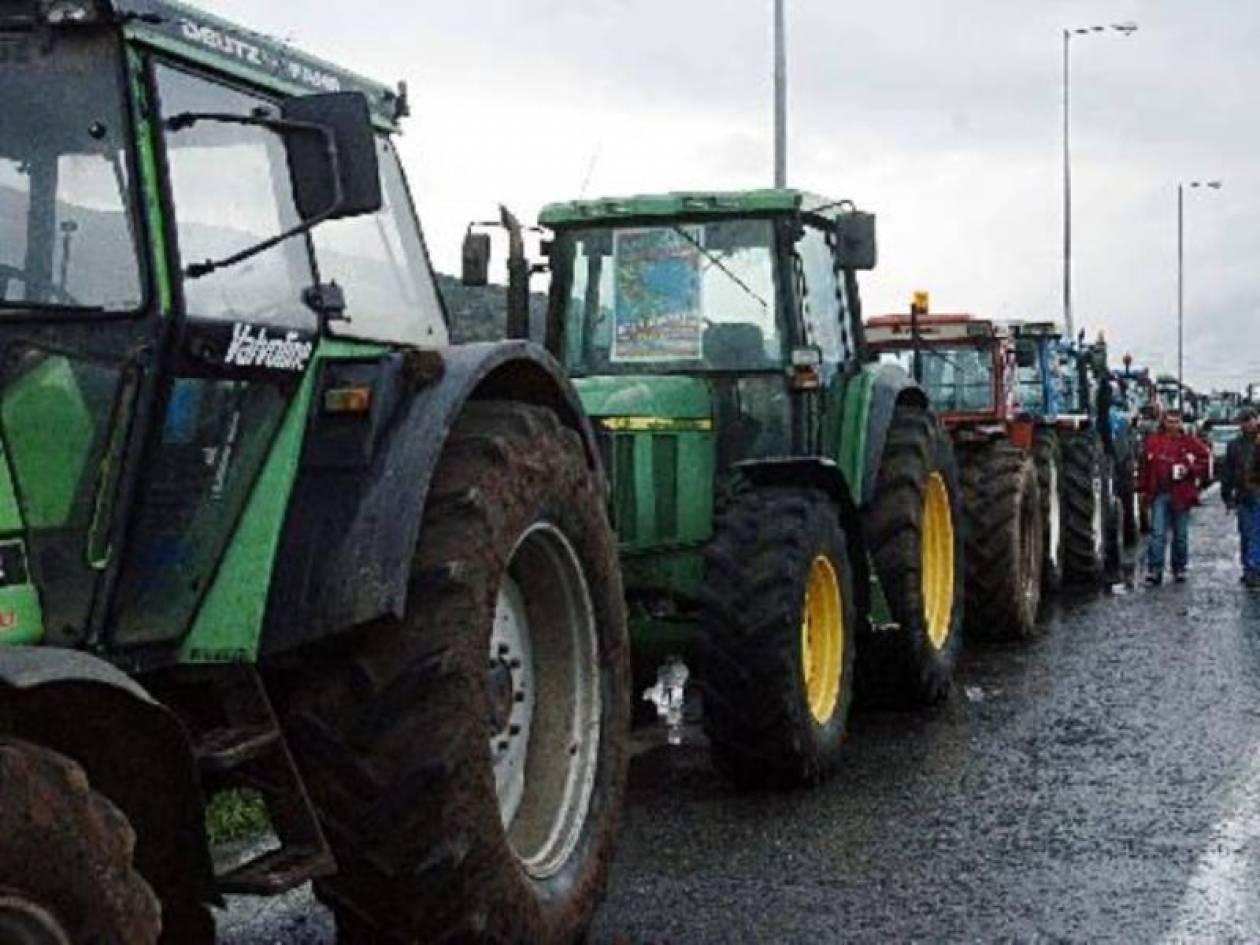 Αποφασίζουν το μεσημέρι οι αγρότες για τις κινητοποιήσεις