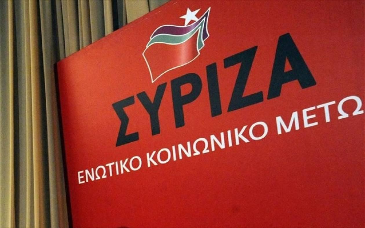 Επίθεση ΣΥΡΙΖΑ κατά κυβέρνησης για τη φορολογική πολιτική