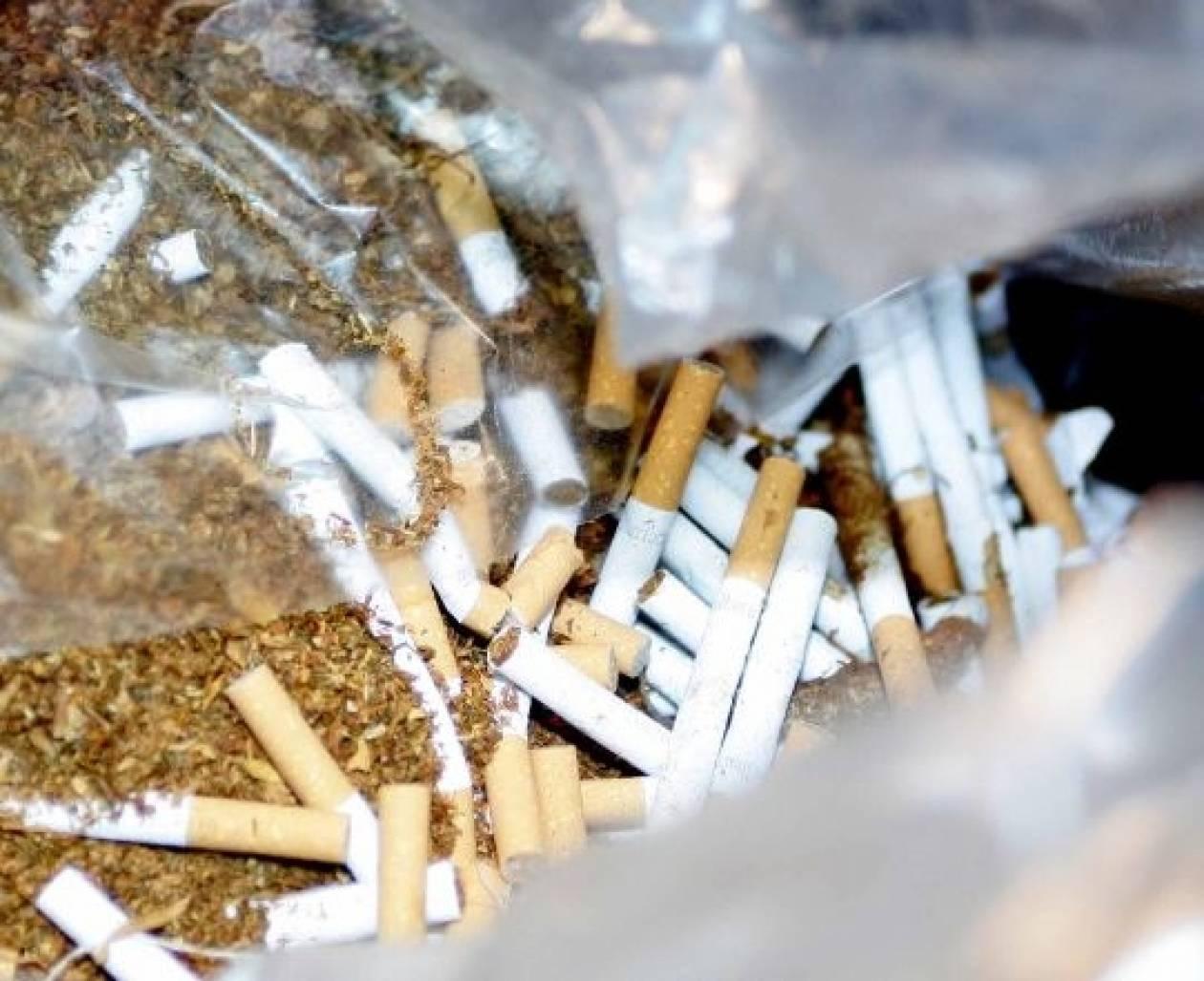 Δύο συλλήψεις για λαθραία τσιγάρα στην Καβάλα