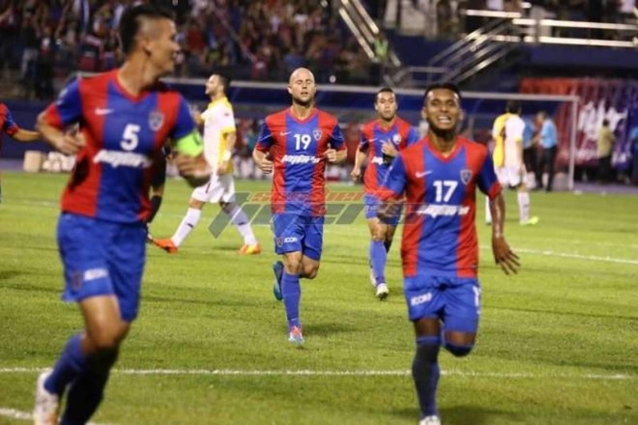 Μαλαισία: Έξι γκολ ο Φιγκερόα! (video)