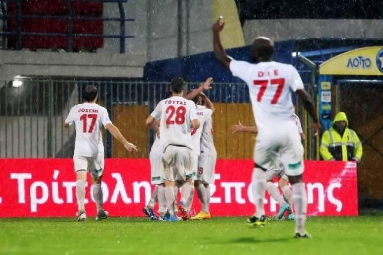 Skoda Ξάνθη-ΑΕΛ Καλλονής 1-0: Το γκολ του αγώνα (video)