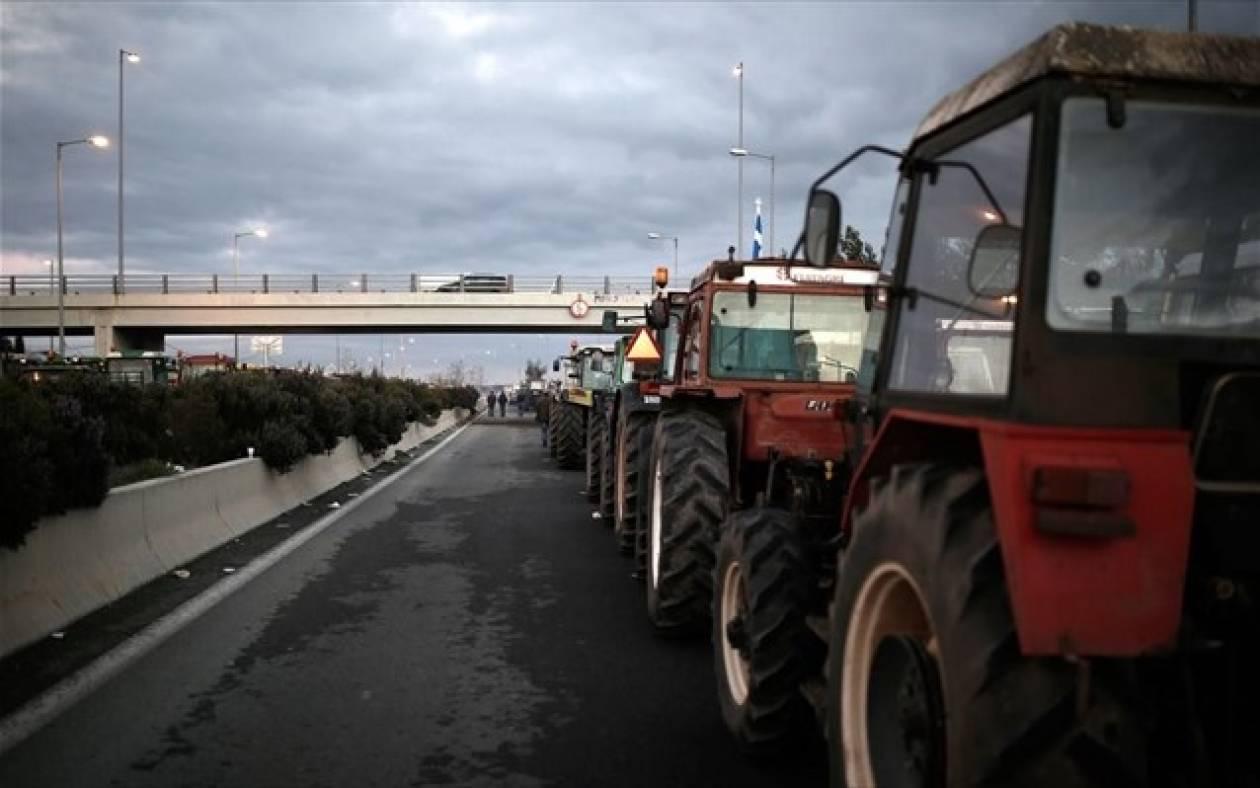Στην Αθήνα κατεβαίνουν την Τετάρτη οι αγρότες