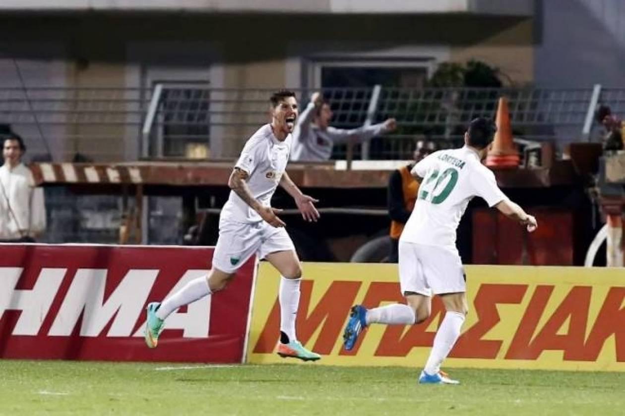 Λεβαδειακός-Ατρόμητος 1-0: Το γκολ του αγώνα (video)