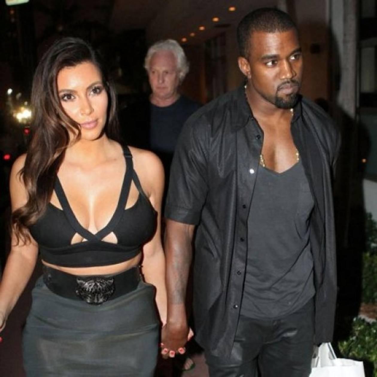 Τι δώρο έκανε ο Kanye στην Kim για τον Άγιο Βαλεντίνο;